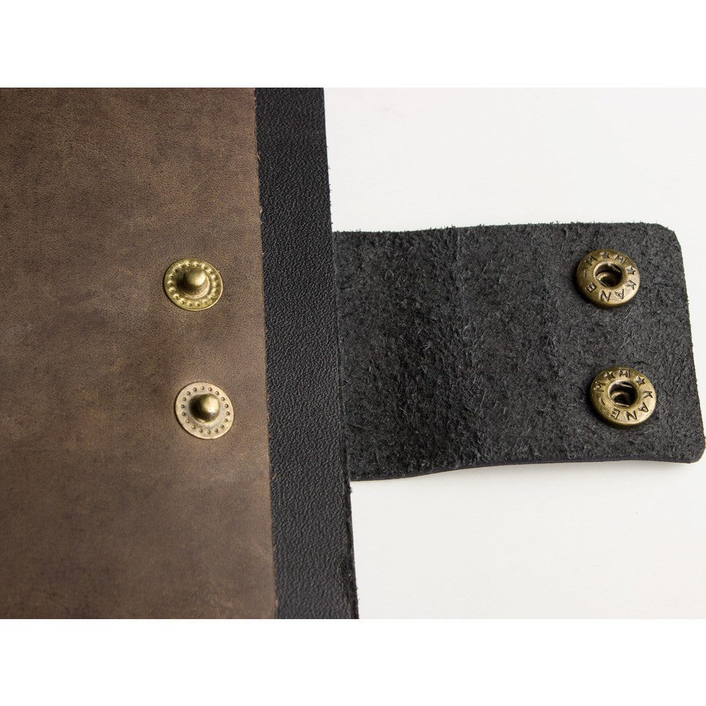 Kiko Leather Card Case | Brown 159
