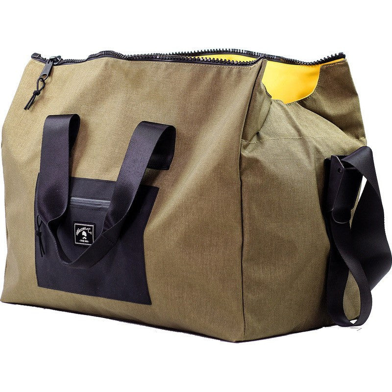 Wheelmen & Co. Sling Duffel Bag | Coyote WA-022-SLINGDUFF-CO
