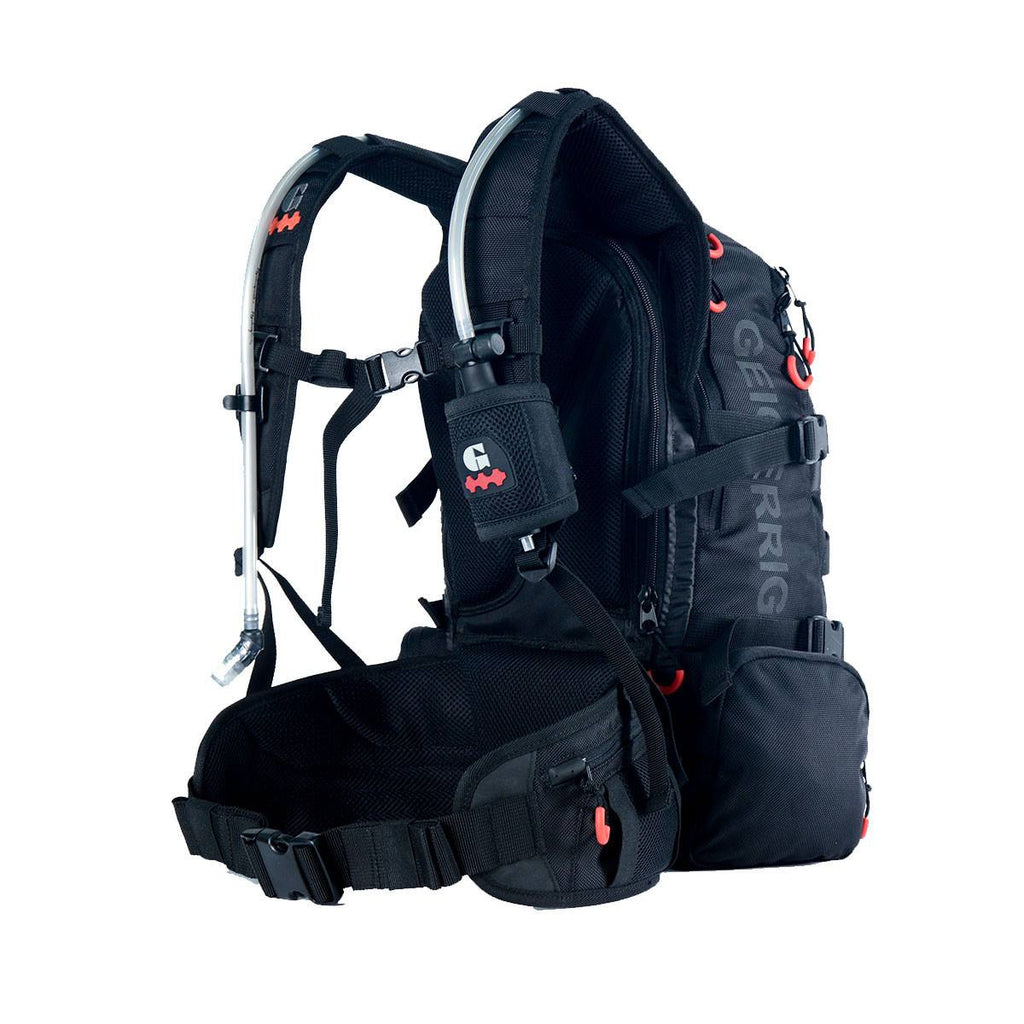Geigerrig Rig 1600M Hydration Backpack | Black