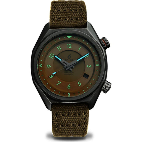 Boldr Expedition Automatic Field Watch | Dune 7
