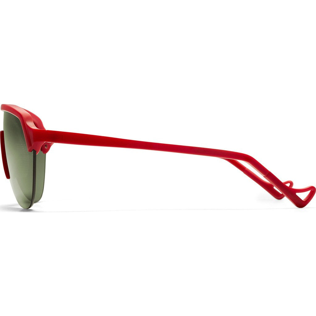 District Vision Nagata Red Sunglasses | District Sky G15