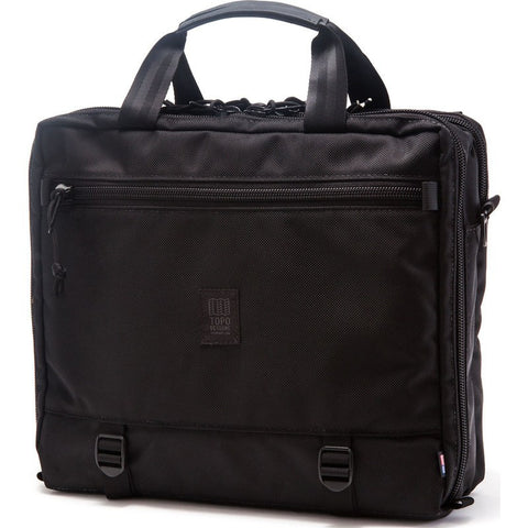 Topo Designs 3-Day Briefcase | Ballistic Black