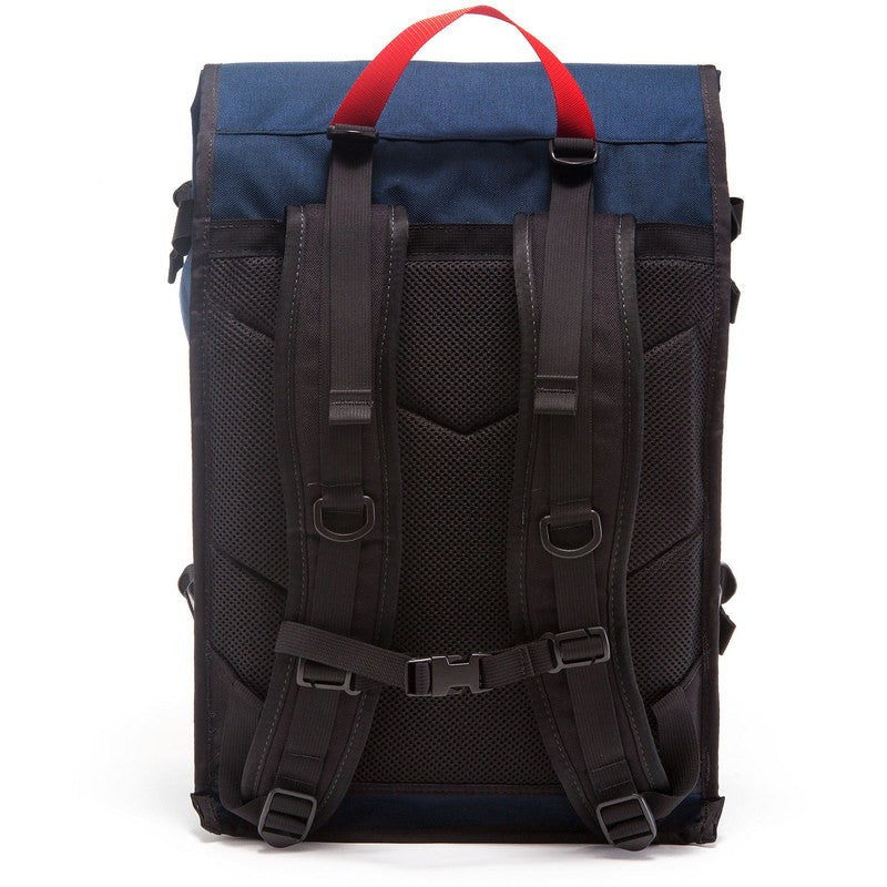 Topo Designs Flap Pack Backpack | Navy/Teal