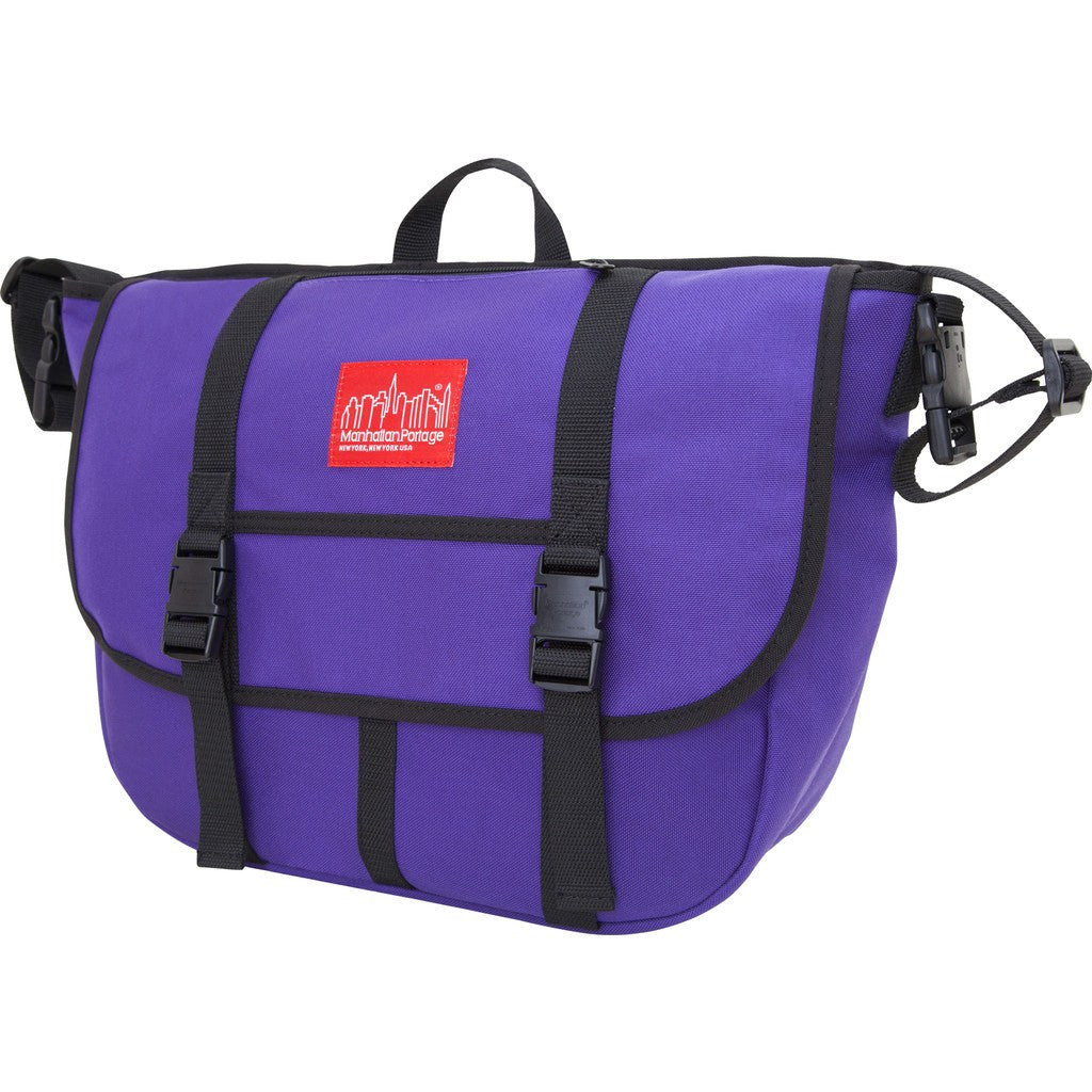 Manhattan Portage Diaper Messenger Bag | Grey 1619 GRY / Navy 1619 NVY / Purple 1619 PRP / Red 1619 RED