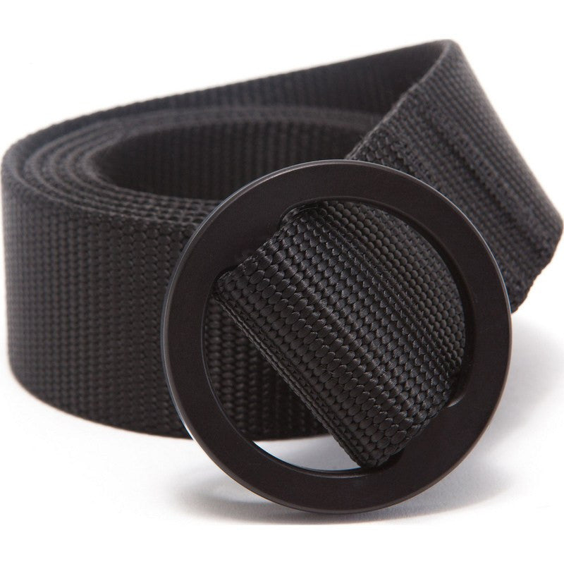 Topo Designs Web Belt | Black/Black