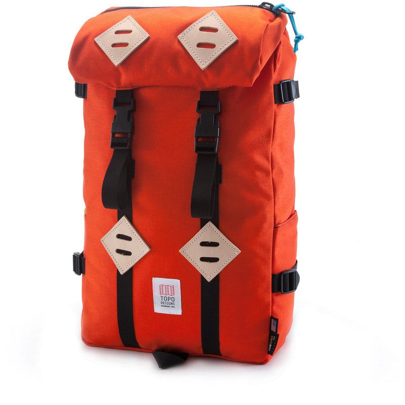 Topo Designs Klettersack 22L Backpack | Orange