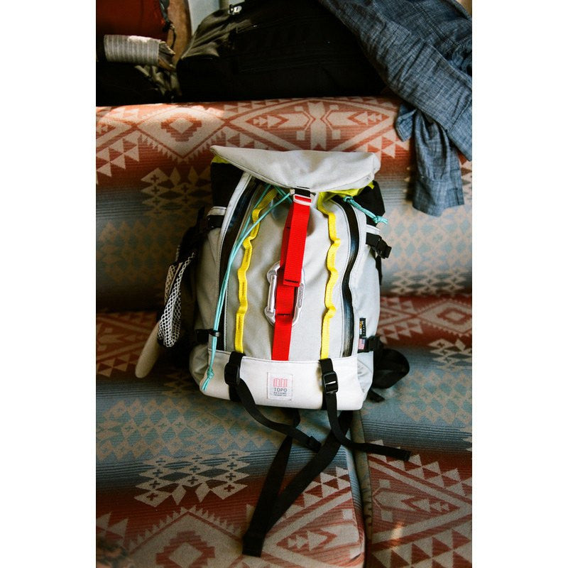 Topo Designs Mountain Pack Backpack | Silver Dust