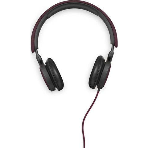 Bang & Olufsen BeoPlay H2 Headphones | Deep Red 1642306