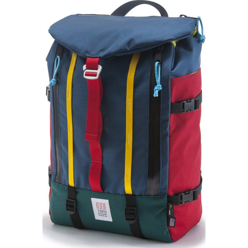 Topo Designs Mountain Pack Backpack | Navy/Teal