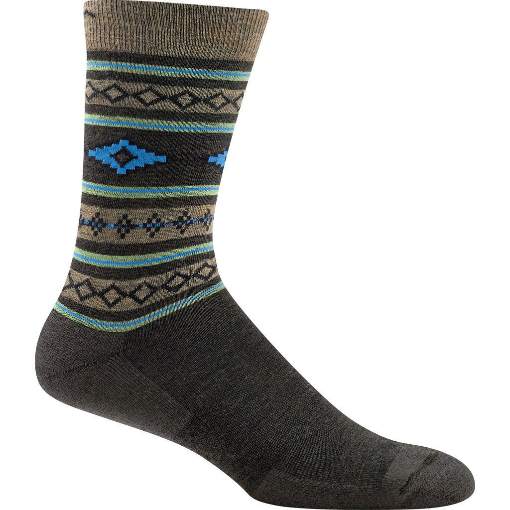 Darn Tough Santa Fe Crew Light Cushion Socks | Earth