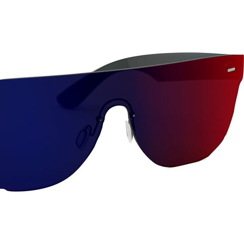 RetroSuperFuture Tuttolente Flat Top Sunglasses | Infrared