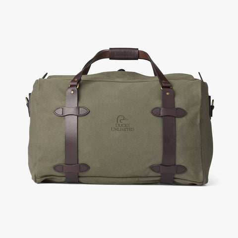 Filson Ducks Unlimited Medium Duffle Bag | Otter Green