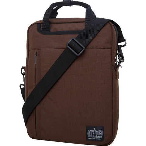 Manhattan Portage 13 Commuter Laptop Bag | Black 1710-BL BLK / Dark Brown 1710-BL DBR / Grey 1710-BL GRY / Navy 1710-BL NVY