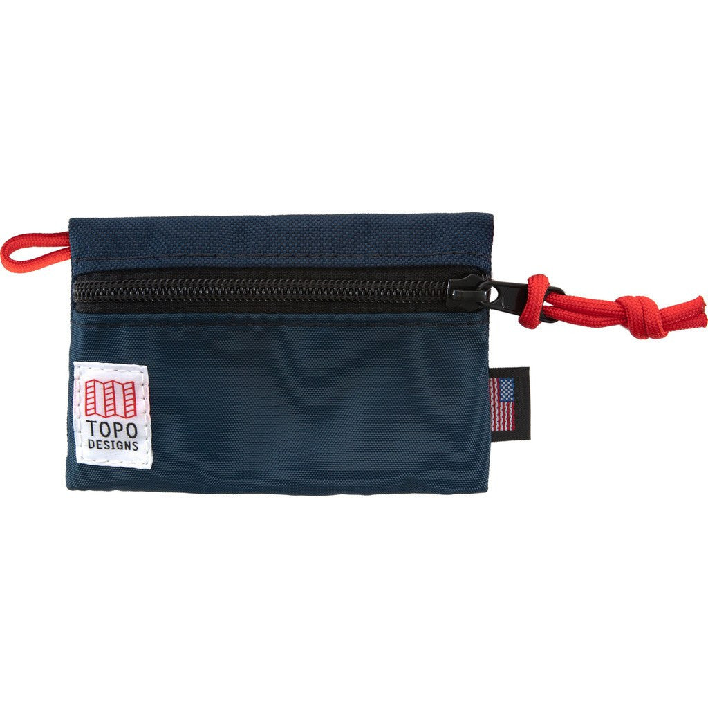 Topo Designs Micro Accessory Bags Navy