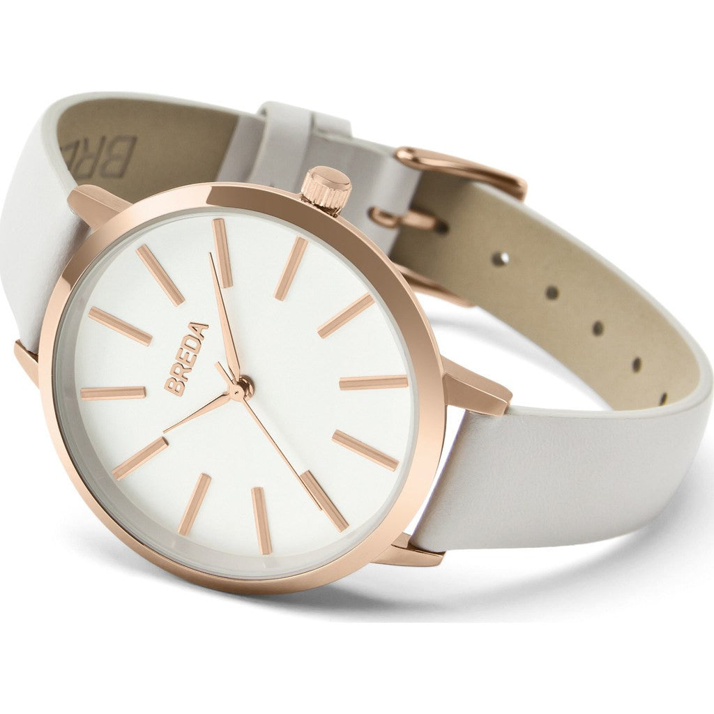 Breda Watches Joule Watch | Rose Gold/Blush 1722f