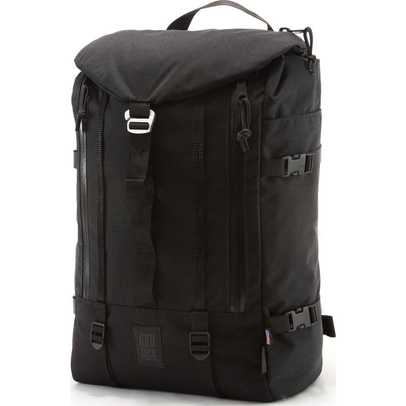 Topo Designs Mountain Pack Backpack | Black