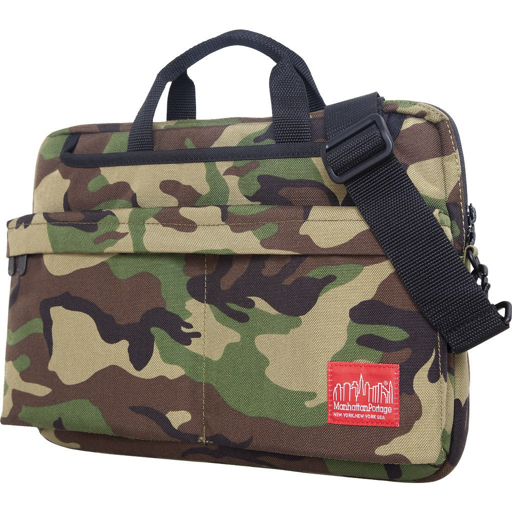 Manhattan Portage 13 Deluxe Laptop Bag | Camouflage 1731 CAM / Navy 1731 NVY / Red 1731 RED