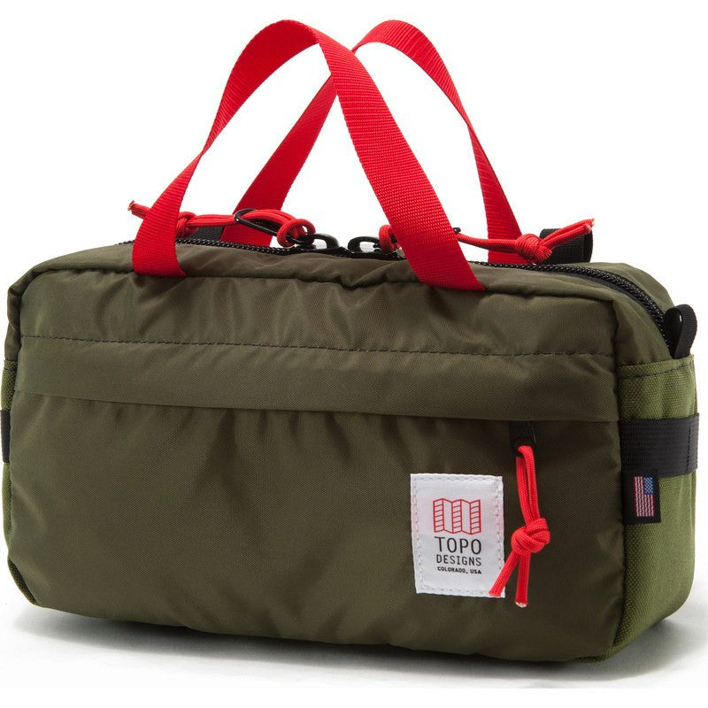 Topo Designs Light Hip Pack Bag | Olive