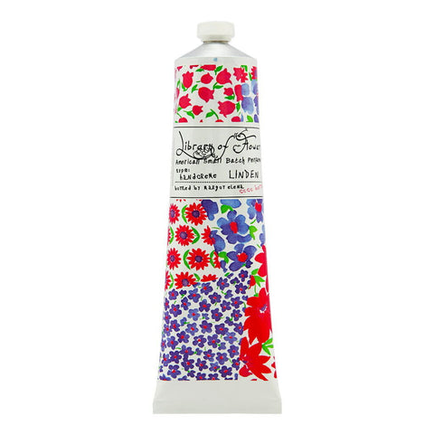 Library of Flowers Handcreme | Linden