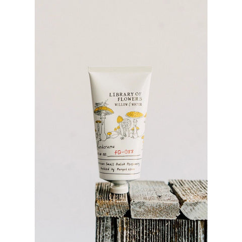 Library of Flowers Boxed Handcreme W/ Box | Willow & Water