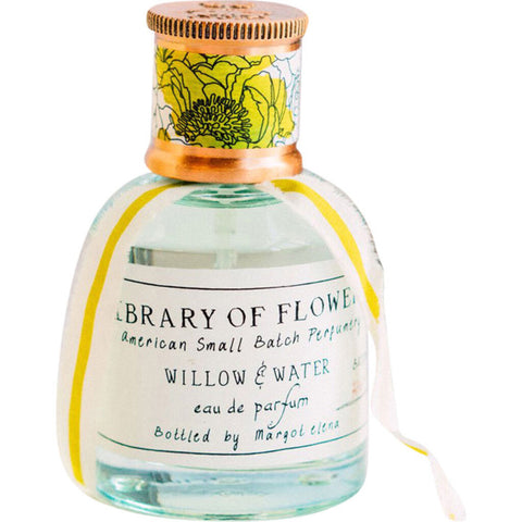 Library of Flowers Eau De Parfum | Willow & Water