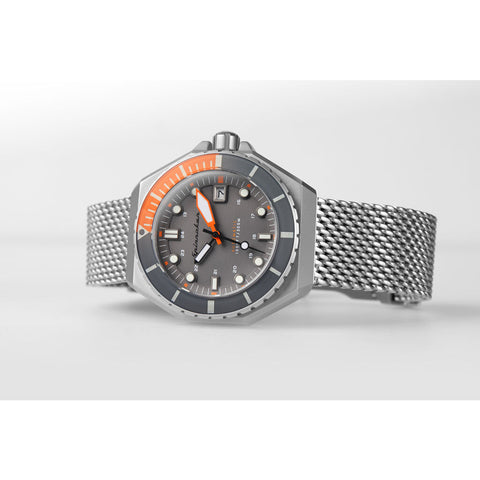 Spinnaker Dumas SP-5081-99 Automatic Watch | Grey/Steel