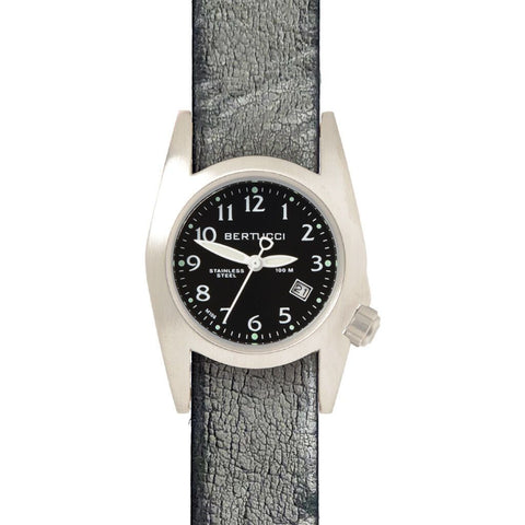 Bertucci M-1S Women's Field Heritage Leather Watch