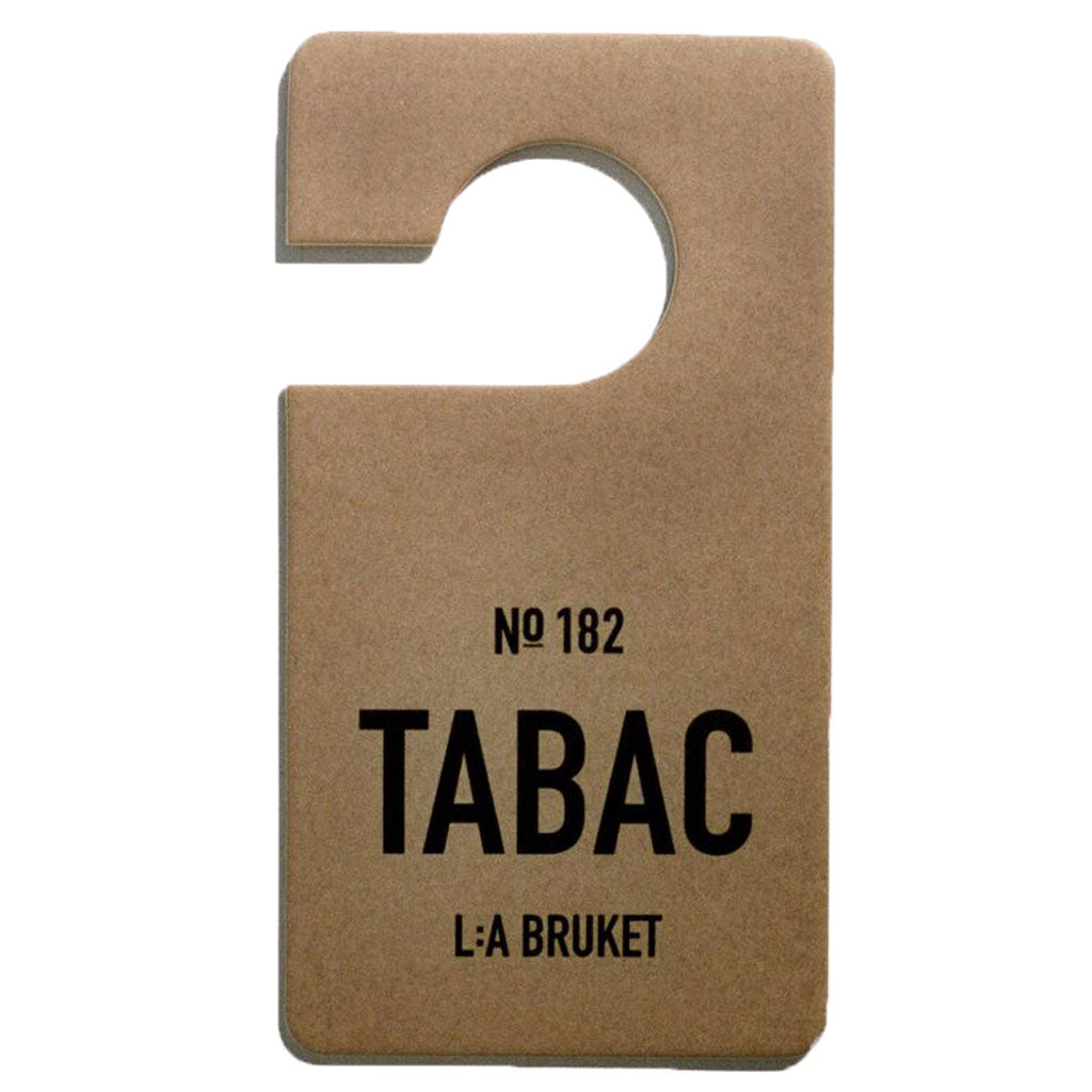 L:A Bruket No 182 Fragrance Tag | Tabac