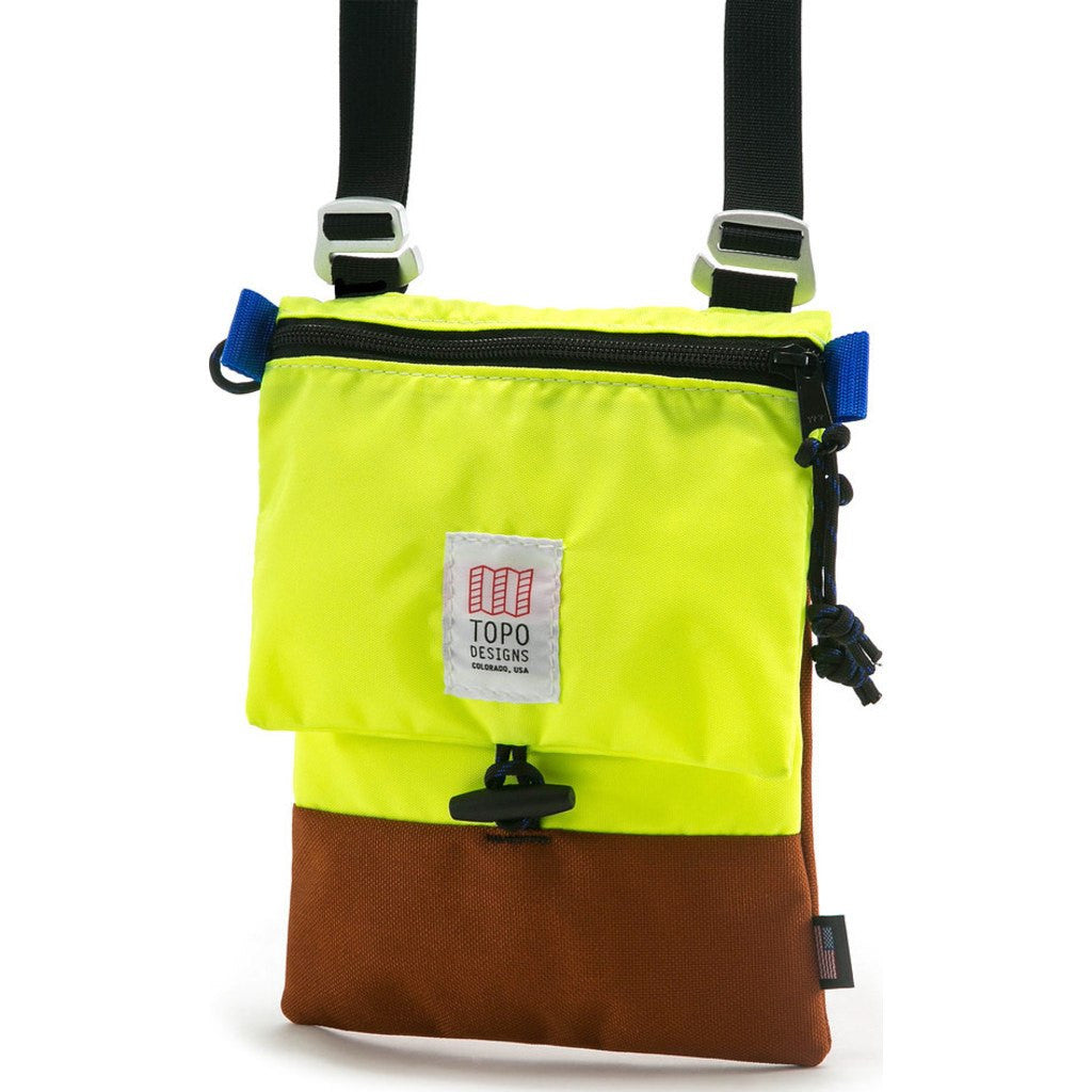 Topo Designs Rover Micro Pack | Clay/Yellow