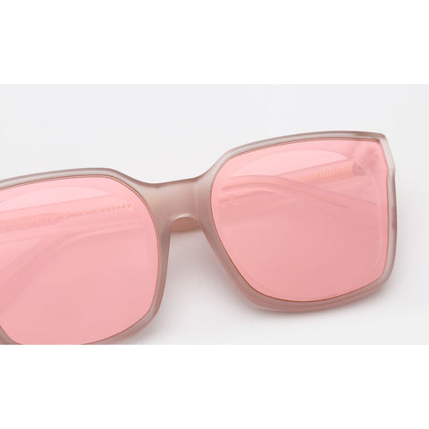 RetroSuperFuture Quadra Forma Sunglasses | Pink RJB