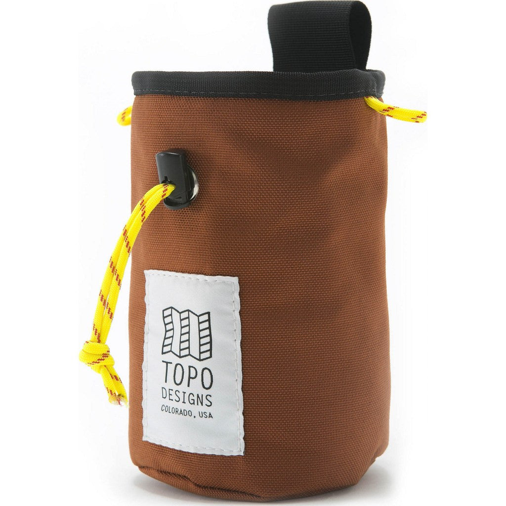Topo Designs Chalk Bag | Clay