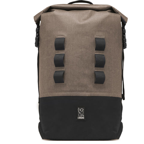 Chrome Urban Ex Rolltop Backpack | 18L Khaki/Black BG-217-KHBK-NA