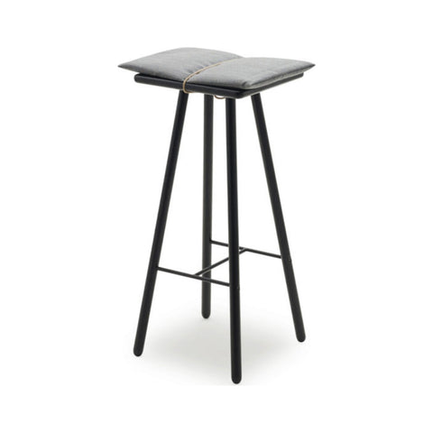 Skagerak Georg High Bar Stool | Wood