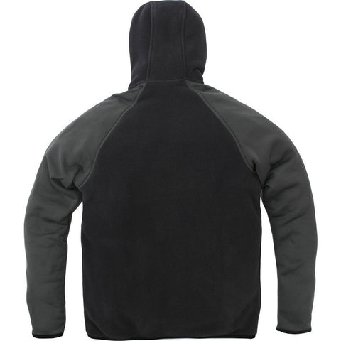 Topo Designs Fleece Hoodie | Charcoal
