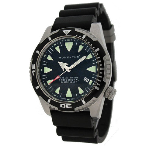 Momentum M30 Automatic Men's Watch | Black/Black
