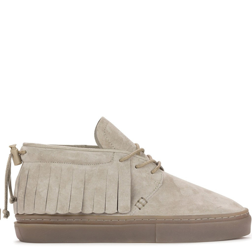 Clear Weather One-O-One Chukka Moccasins | Goat Suede CRW-101-GOT