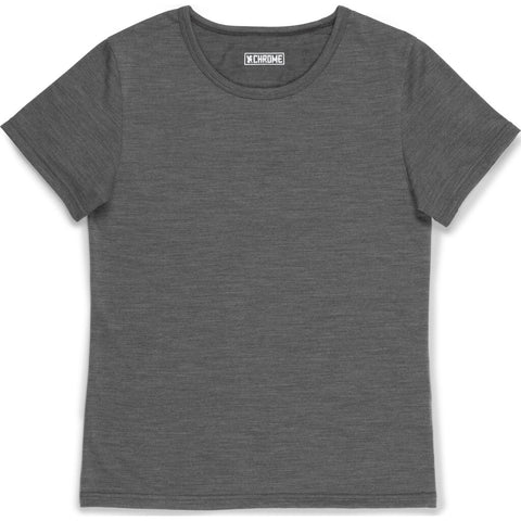 Merino Shorts Sleev Tee Women's