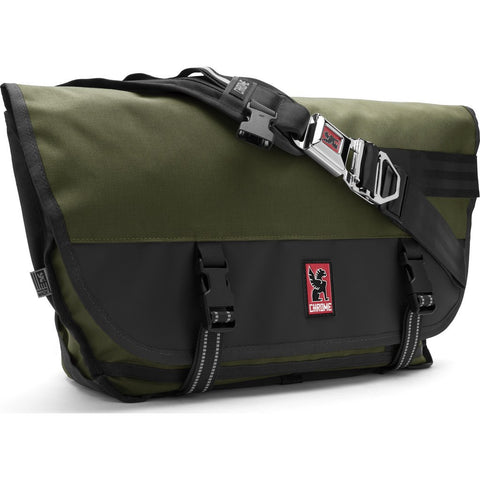 Chrome Citizen Messenger Bag | Ranger/Black BG-002