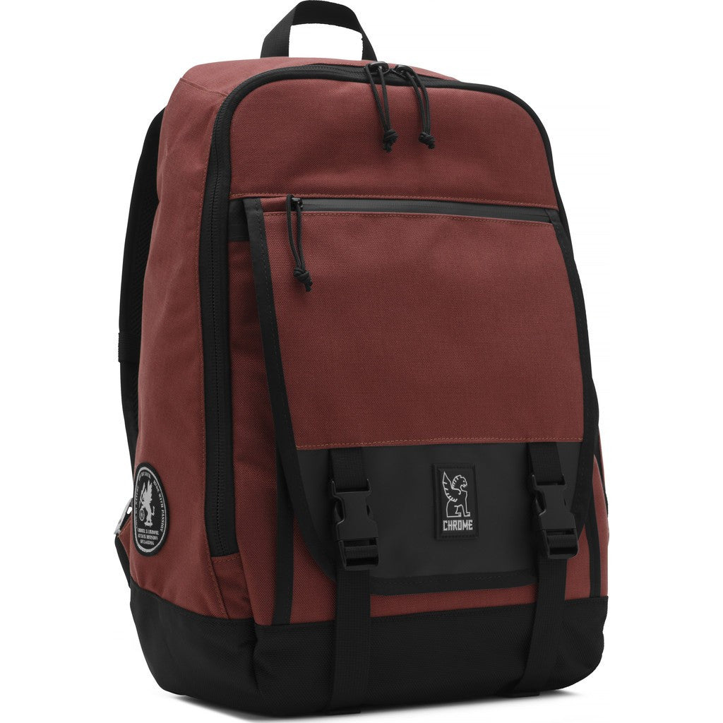 Chrome Fortnight Backpack | Brick/Black BG-141-BRIK