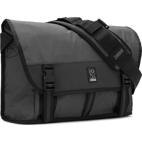 Chrome Conway Welterweight Shoulder Bag | Charcoal Black BG-213