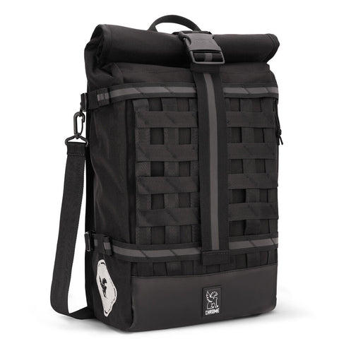 Chrome Barrage Cargo Pannier Backpack | Black