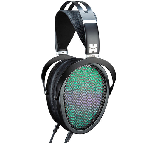 Hifiman Jade II Over Ear Open Back Electrostatic Headphone System | Black