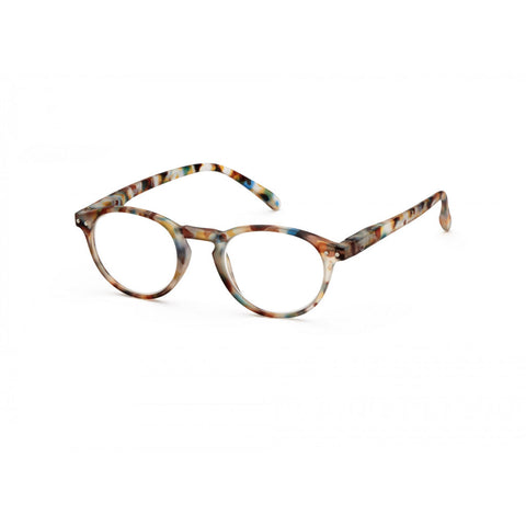 Izipizi Reading Glasses - A +1 | Blue Tortoise IZ-LMSAC18-10