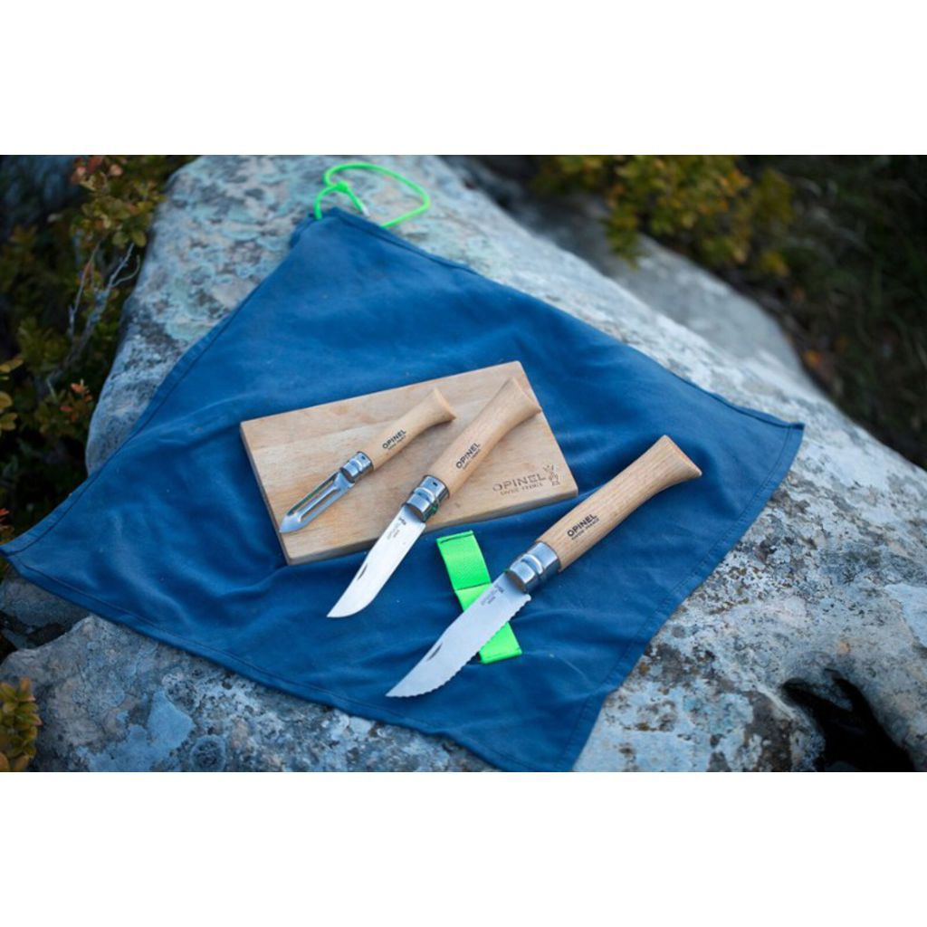 Opinel Nomad Cooking Kit | Beechwood 002177