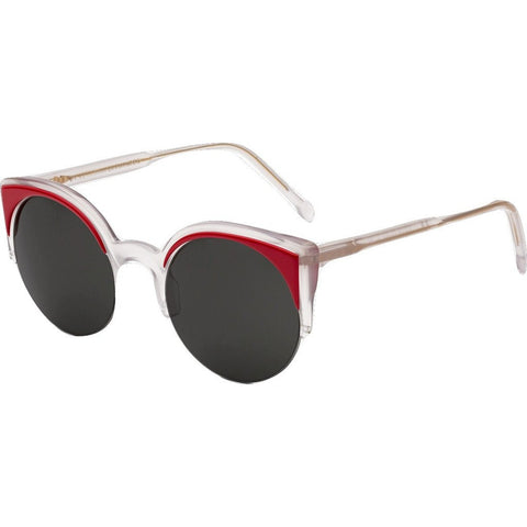 RetroSuperFuture Lucia Sunglasses | Surface Coral 3MJ