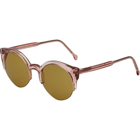 RetroSuperFuture Lucia Sunglasses | Candy Pink 573