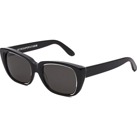 RetroSuperFuture Lira Sunglasses | Achromatic 8FR