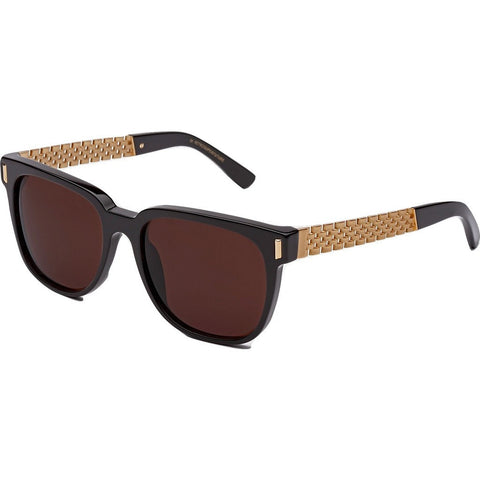 RetroSuperFuture People Sunglasses | Francis Sciuro Gold 38E