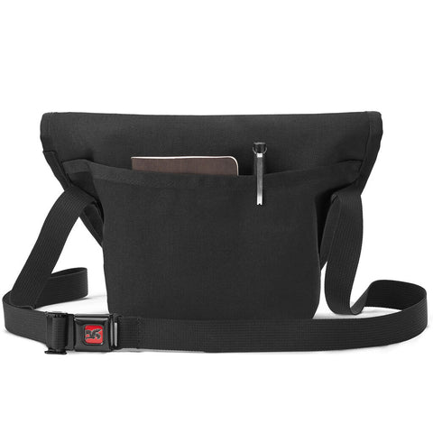 Chrome Hip Sling XS | Black