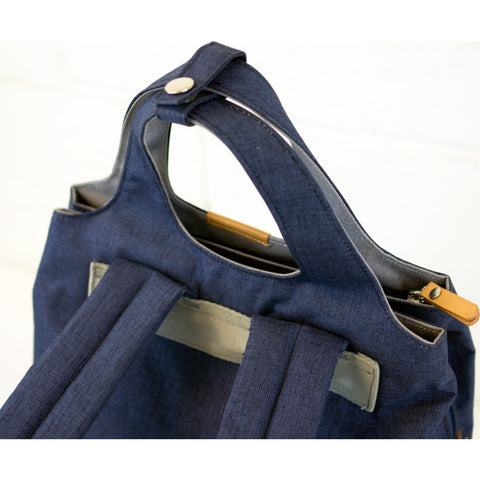 Harvest Label 2-Way Contour Pack | Navy hfc-9020-nvy